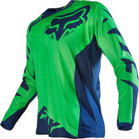 Мотоджерси Fox 180 Race Jersey Green M (17253-004-M)